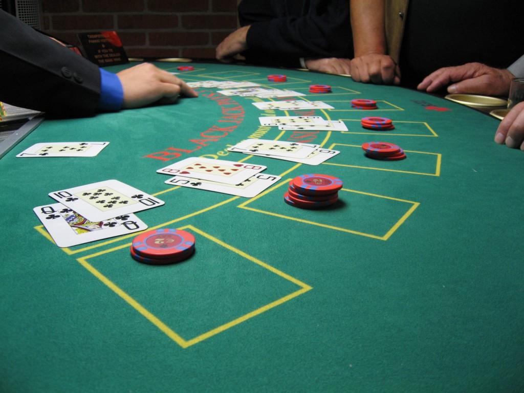 tipos de juegos de un casino